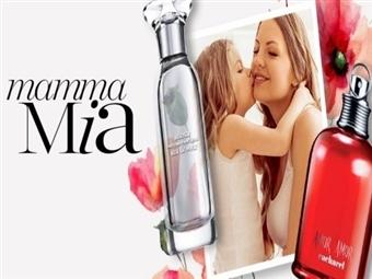 DIA DA MÃE - 7 de Maio: Perfumes 100% Originais. Inclui Coffrets e Cosmética. Mamma Mia! PORTES INCLUIDOS.