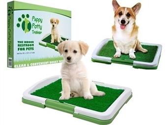 SUPER PREÇO: WC para Cães com Tapete de Relva Sintética por 21€. PORTES INCLUIDOS.