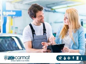 REVISÃO OFICIAL GOCARMAT com Reposição de Níveis, Substituição do Óleo e Filtro, do Filtro do Ar e do Habitáculo e Carga de AC por 109€.