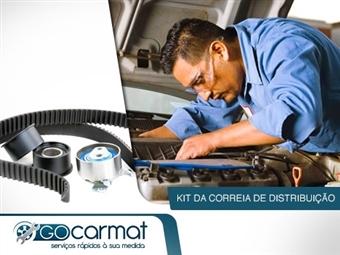 Substituição do Kit da Correia de Distribuição e Bomba de Água. Vários modelos até 2000 cc desde 309€.