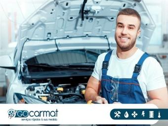 GOCARMAT OFICINAS: Polimento de 2 Faróis, Check up e Diagnóstico Digital por 24.90€.
