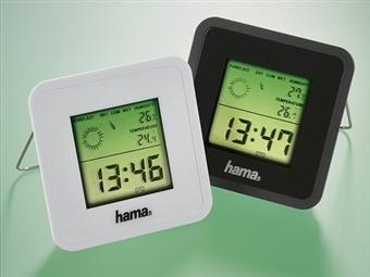 Estação Meteorológica com Relógio, Alarme e 2 Cores à escolha por 12€. PORTES INCLUIDOS.