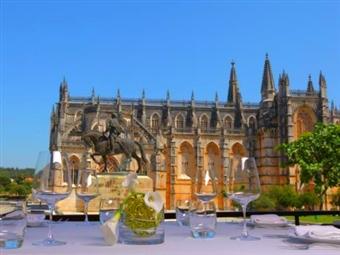 Renovado Hotel Mestre Afonso Domingues 4* na Batalha: Estadia no Oeste com Entrada no Mosteiro da Batalha por 41€. Espaço ideal para uma escapada.