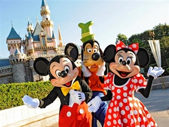 DISNEYLAND PARIS: Entrada e Estadia de 3 Dias em Hotel 3* por 199€. Aventura num mundo mágico de pura fantasia!