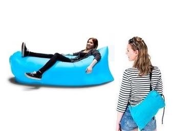 Lazy Bag: Ideal para o Jardim, Acampamentos, Festivais e Praia por 38€. VEJA O VIDEO. ENTREGA: 48H. PORTES INCLUÍDOS.
