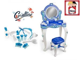 Toucador Coralline: Tudo é Possível com Imaginação e este Fantástico Toucador Digno de uma Princesa por 33.90€. ENTREGA: 48H. PORTES INCLUÍDOS.