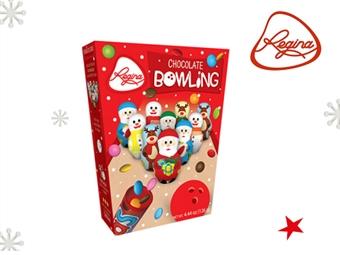 Bowling da REGINA: O Bowling mais Saboroso e Divertido com as mais Diversas Personagens em Chocolate por 7€. ENTREGA: 48H. PORTES INCLUÍDOS.
