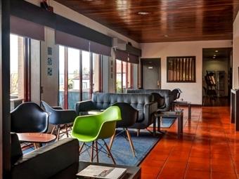 Aqua Hotel em Ovar: 1 ou 2 Noites de Relax com Jantar na Capital do Azulejo. Praia, Cultura e Gastronomia desde 20€. Fuga Perfeita a Dois!