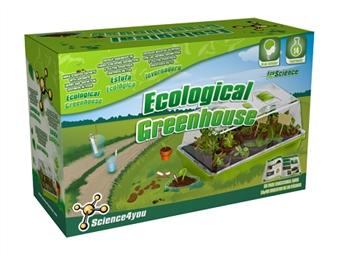 Estufa Ecológica - Greenhouse: Cria a tua Própria Estufa e Aprende a Cultivar por 24€. ENTREGA: 48H. PORTES INCLUÍDOS.