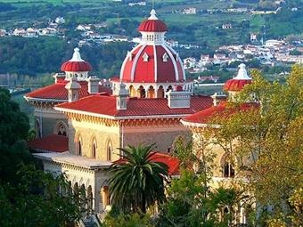Quinta da Vigia: Estadia Romântica em Sintra por 34,50€. Descubra os Recantos desta Vila Mágica e desfrute deste Sonho a Dois!