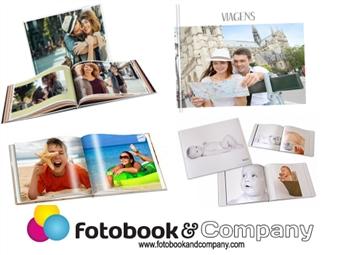 Álbum Fotográfico Personalizado de 24 Páginas com Capa Dura por 9€. Fotos de uma Vida.