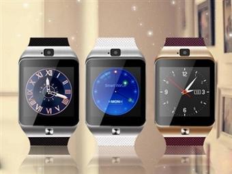 Smart Watch Phone Deluxe com Câmara, Bluetooth, USB, Micro SD, SmartWatch, SMS, 3 Cores à Escolha e muito mais por 29€. ENVIO: 48H. PORTES INCLUÍDOS.