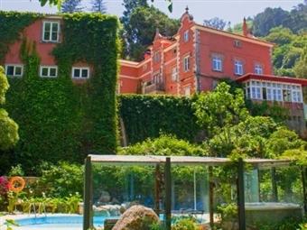 Estadia Romântica na encantada Quinta das Murtas em Sintra com Pequeno-almoço e Jacuzzi desde 24€. Cenário verdadeiramente inspirador!