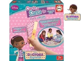 Cura o Dói-Dói da Doutora Brinquedos por 14.90€. Um jogo divertido que estimula a memória e imaginação. ENVIO: 48H. PORTES INCLUÍDOS.