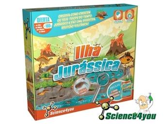 Ilha Jurássica por 22.90€. Cria um ecossistema na tua ilha com erupções vulcânicas e extraordinários fósseis. ENVIO IMEDIATO e PORTES INCLUÍDOS.