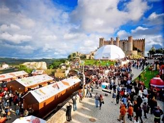 FESTIVAL DO CHOCOLATE ÓBIDOS & Bom Sucesso Resort 5*: Estadia de Luxo para toda a família e Entrada no Festival desde 99,90€ por Apartamento.