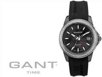 Relógio de Pulso GANT Lyndon com Cristais por 99€. ENVIO IMEDIATO e PORTES INCLUÍDOS.