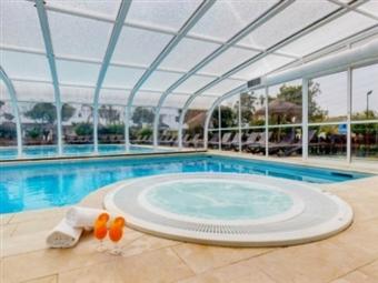 Duna Parque Beach Club: Estadia com Jantar, Piscina Interior, Jacuzzi e Sauna em Vila Nova de Milfontes por 44.80€.