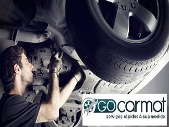 GOCARMAT OFICINAS: Mudança de Pastilhas de Travão e Check-Up & Diagnóstico Digital por 54.90€.
