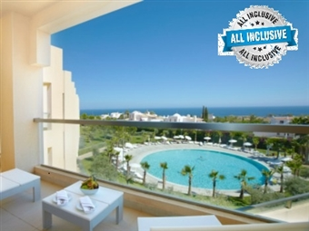 São Rafael Suites by NAU Hotels 5*: Suite Deluxe com TUDO INCLUÍDO, 3 Piscinas, Relax Center, Ginásio e acesso directo à Praia desde 83€ em Albufeira.