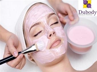 Tratamento de Rosto Deluxe: Radiofrequência + Máscara + Massagem Facial por 29.90€ nas 5 Clínicas Dubody. Sinta-se Ainda Mais Bonita!