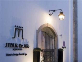 M'AR de AR Aqueduto 5*: Estadia com Jantar ou SPA no centro de Évora no Historic Design Hotel & SPA desde 49.50€.