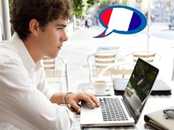 Curso de FRANCÊS Online de 3 ou 6 Meses desde 7.90€ com Certificado da