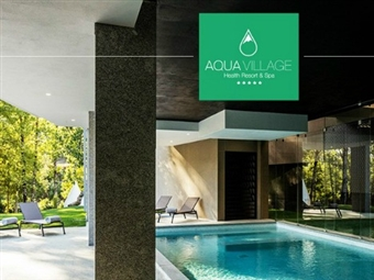 Aqua Village Health Resort & Spa 5*: Estadia VIP com Jantar Degustação, Massagem e SPA. desde 53€. O equilíbrio perfeito em Oliveira do Hospital!