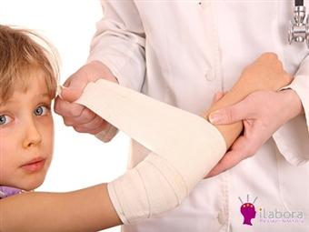 Curso Online de Primeiros Socorros em Bebés e Crianças por 19€ com Certificado no iLabora. Aumente os seus Conhecimentos Sem Sair de Casa!