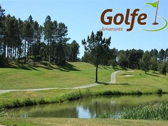 GOLFE DE AMARANTE: 1 ou 3 Almoços no Restaurante Club House com Aula de Golfe desde 37€. Desfrute com Prazer num Momento de Lazer!