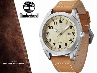 Relógio de Pulso TIMBERLAND Newmarket Data por 59€. O presente ideal para o Homem que gosta da Natureza. ENTREGA: 48H. PORTES INCLUÍDOS.