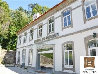 Hotel do Parque 4*: Noite de Charme num renovado e encantador Hotel em Braga por 49€. Um verdadeiro refúgio para uma fuga!