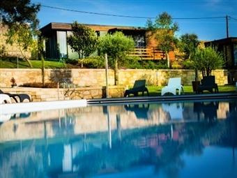 Prazer da Natureza Resort & Spa 4*: 1 ou 2 Noites em Caminha numa Villa de Luxo com SPA, Piscina de Água Salgada e Court de Ténis desde 29.50€.