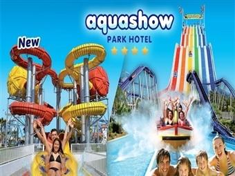 AQUASHOW PARK: Entrada de CRIANÇA ou SÉNIOR por 16.15€. Divertimento Garantido no Algarve.
