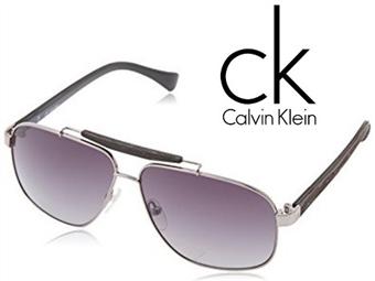 Óculos de Sol CALVIN KLEIN Iron Brown com estojo da marca e proteção contra raios ultravioleta e luz visível por 40€. ENTREGA: 48H. PORTES INCLUÍDOS.