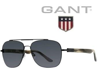 Óculos de Sol GANT GS2010BLKTO3P59 com estojo da marca e proteção contra raios ultravioleta e luz visível por 36€. ENTREGA: 48H. PORTES INCLUÍDOS.