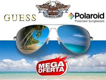 Óculos de Sol das Melhores Marcas desde 23€. ENTREGA: 48H. PORTES INCLUÍDOS.