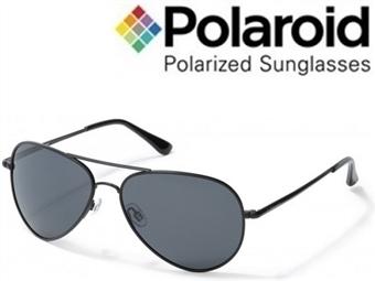 Óculos de Sol POLAROID P4139KIH Black com estojo da marca e proteção contra raios ultravioleta por 26€. ENTREGA: 48H. PORTES INCLUÍDOS.