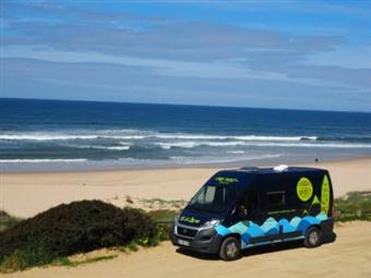 Autocaravana para ver Portugal de Lés a Lés até 4 Pessoas durante 4 Dias. Puro Autocaravanismo desde 225€.