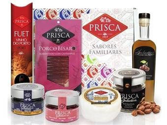 Mala Portugalidade Especial Sabores da Casa da Prisca composta por 7 Deliciosos Produtos por 35.90€. PORTES INCLUÍDOS.