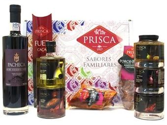 Mala Portugalidade Especial Gourmet da Casa da Prisca composta por 9 Deliciosos Produtos por 67.90€. PORTES INCLUÍDOS.