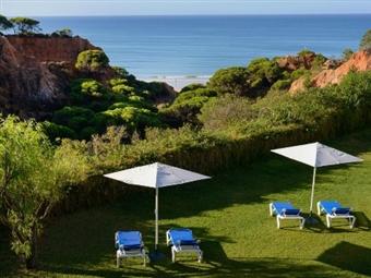 Falésia Beach Resort: Apartamento para 2 Pesssoas com acesso direto à praia até Outubro desde 59€. Só sol, mar e descanso em Albufeira