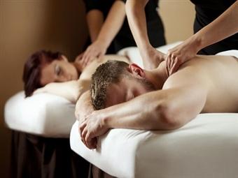 Massagem de Relaxamento para 2 pessoas em Belas no HayatiSpa desde 19€. Partilhe o Momento!
