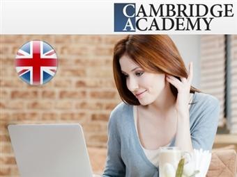 CURSO DE INGLÊS ONLINE de 6 a 18 Meses no CAMBRIDGE ACADEMY com CERTIFICADO desde 19€. Domine a língua universal.