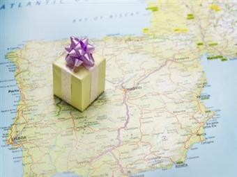 PRESENTE IDEAL: 2, 4 ou 7 Noites de Alojamento para 2 Pessoas em mais de 250 Hotéis em Portugal e Espanha à escolha desde 15€.