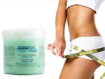 Gel Anticelulitico Sudatone Cryogel Cold 500ml por 27€. Resultados rápidos e fantásticos em tratamentos de celulite e obesidade. PORTES INCLUIDOS.
