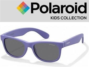 Óculos de Sol POLAROID CRIANÇA P0300MZ9PLK42 com estojo da marca e proteção contra raios ultravioleta por 22€. ENTREGA: 48H. PORTES INCLUÍDOS.