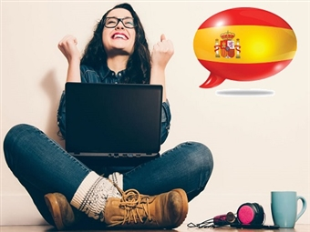 Curso de ESPANHOL Online de 3 ou 6 Meses desde 15€ com Certificado da