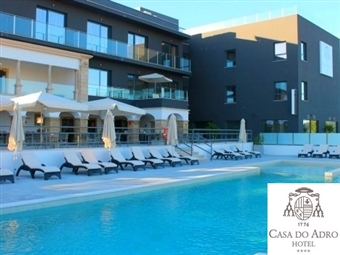 Casa do Adro Hotel: Verão em Ferreira do Zêzere 1 ou 2 noites desde 46€. Renove energias e o seu estado de espírito.