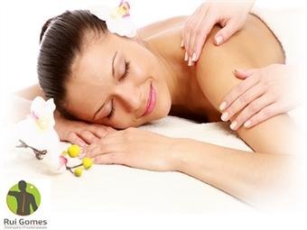 MASSOTERAPIA: Escolha a Massagem que mais se adequa a si em Almada desde 13€.